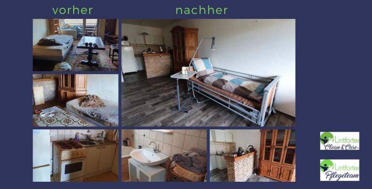 Wohnung entrümpeln in Kamp-Lintfort und Umgebung