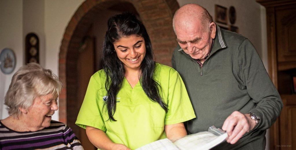 Behandlungspflege Lintforter Pflegeteam